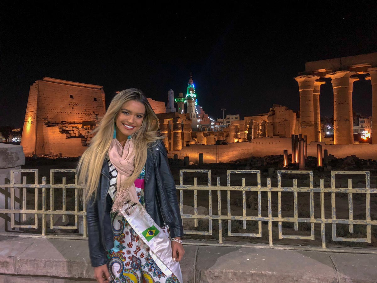 Missintercontinental 2017 - Amanda Cardoso - Miss Brazil in Egypt