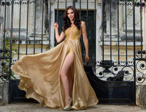 Miss Intercontinental Mexico 2017 – Veronica Salas