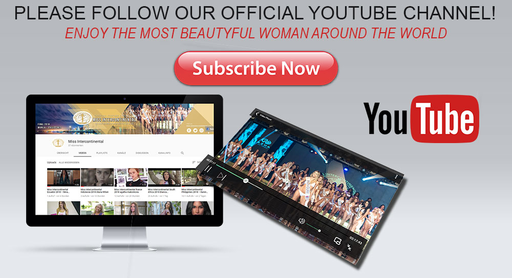 Miss Intercontinental Official Youtube Chanel