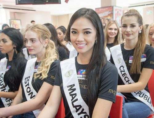 "Miss Intercontinental ""It`s Showtime"""