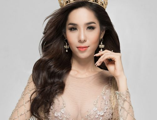 Miss Intercontinental Thailand 2018 – Ingchanok Prasart