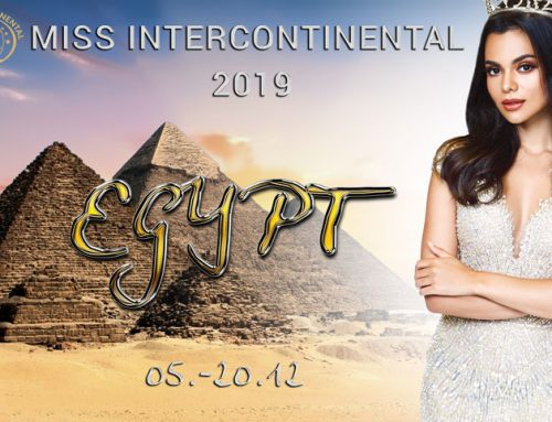 48th Miss Intercontinental in Sharm El Sheik – Egypt