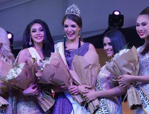 Miss Intercontinental 2019-Fanni Miko Hungary