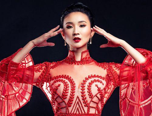 Miss Intercontinental Japan 2019-Yu Harada