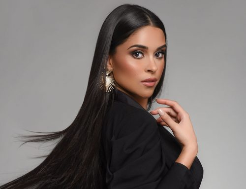 Miss Intercontinental USA 2019-Monica Aguilar