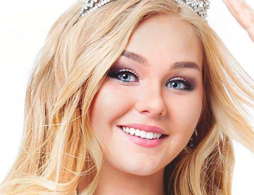 Miss Intercontinental Sweden Josefin Strand