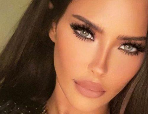 Miss Intercontinental Turkey Tuba Sahinova
