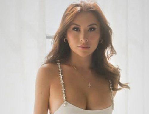 Miss Intercontinental Canada Kaitlyn Li